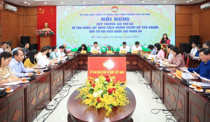Giám đốc Bệnh viện Bạch Mai Nguyễn Quang Tuấn nằm trong danh sách ứng cử ĐBQH khoá XV - Ảnh 1.