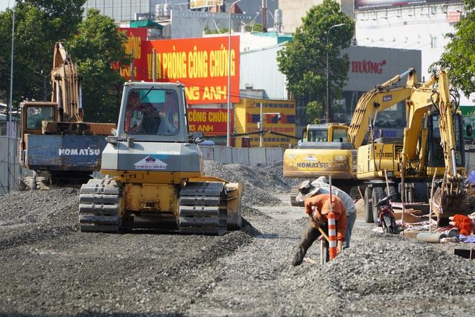 TP HCM: Con đường rốn ngập sắp hoàn thành nâng cấp - Ảnh 1.