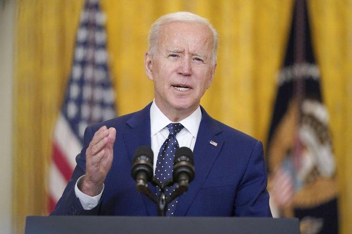 Tổng thống Biden muốn giảm căng thẳng sau lệnh trừng phạt, Nga giận dữ - Ảnh 1.