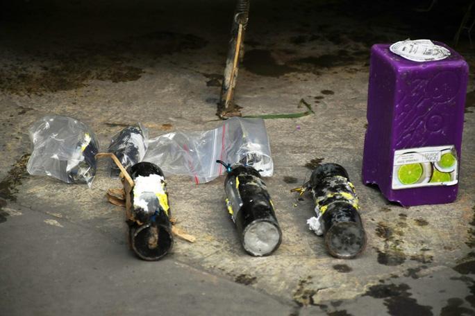 Hành trình truy bắt đối tượng đặc biệt nguy hiểm gây ra vụ nổ tại tiệm vàng Đức Đệ - Ảnh 3.