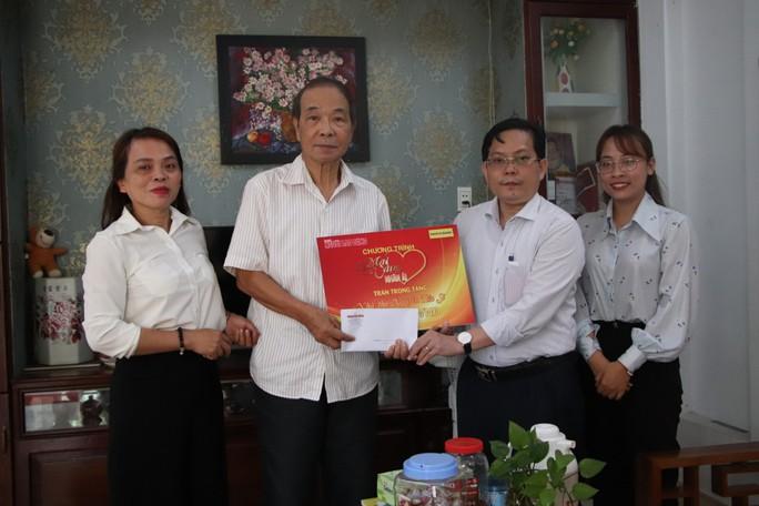 Mai Vàng nhân ái đến với 2 nhà thơ ở Quảng Nam - Ảnh 5.