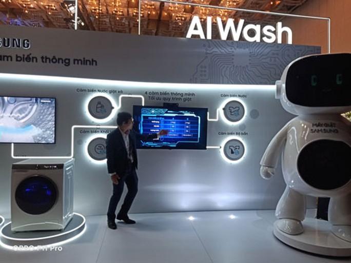 AI giúp ngôi nhà thêm thông minh - Ảnh 1.