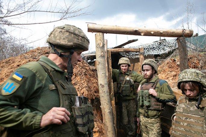 Ukraine - Nga ăn miếng trả miếng - Ảnh 1.
