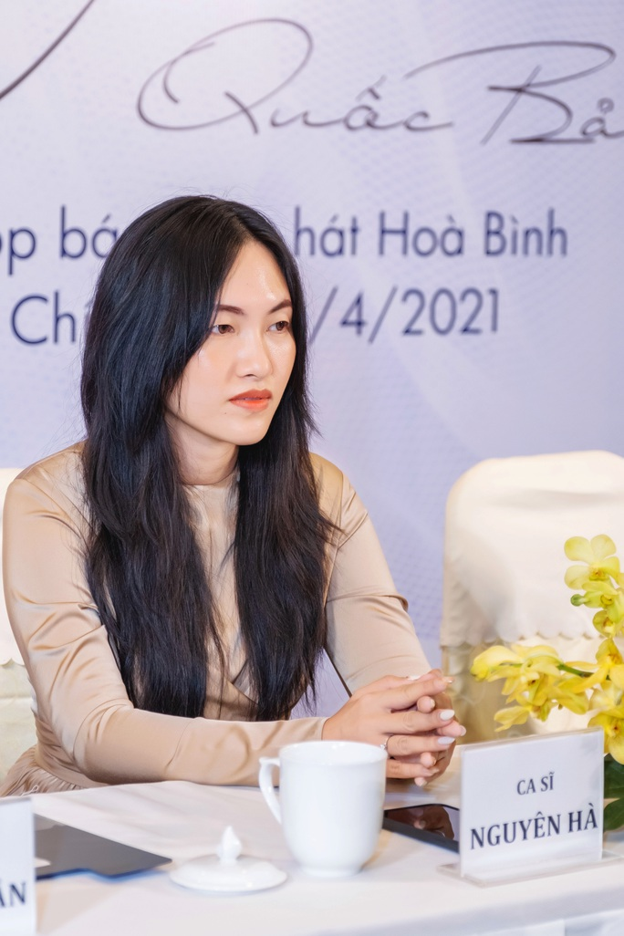 Vì sao Hà Trần, Mỹ Tâm, Thủy Tiên... vắng mặt trong đêm nhạc Quốc Bảo? - Ảnh 2.
