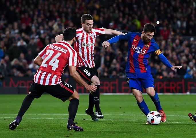 Chung kết Cúp Nhà vua: Bilbao – Barcelona, lịch sử gọi tên ai? - Ảnh 1.