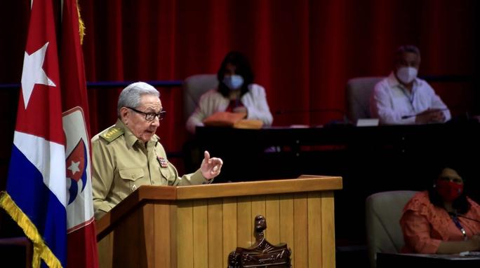 Đại tướng Raul Castro sẽ rời cương vị lãnh đạo Đảng Cộng sản Cuba - Ảnh 1.