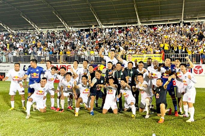 Hoàng Anh Gia Lai không còn ngán Hà Nội FC! - Ảnh 1.