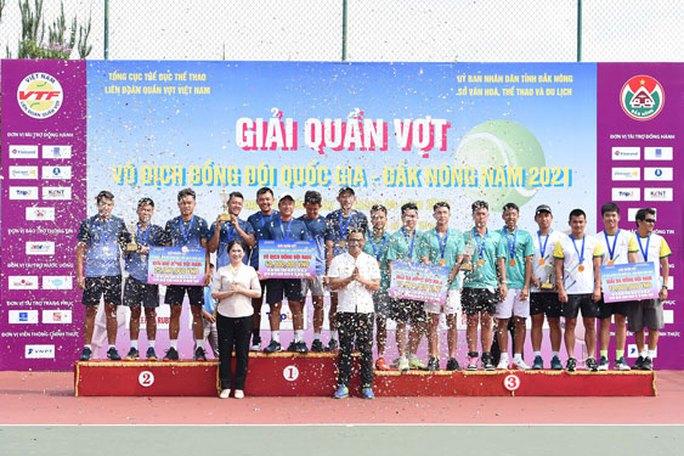 Hoàng Nam giúp CLB Hải Đăng 1 vô địch giải quốc gia - Ảnh 1.