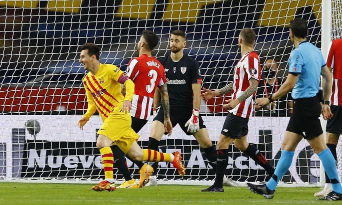 Cúp Nhà vua: 12 phút rực sáng chung kết, Barcelona lên ngôi vô địch  - Ảnh 6.