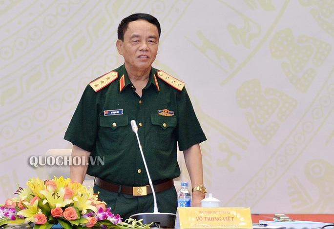 Thượng tướng Võ Trọng Việt nhập viện do đột quỵ, chuyển về Hà Nội điều trị - Ảnh 1.