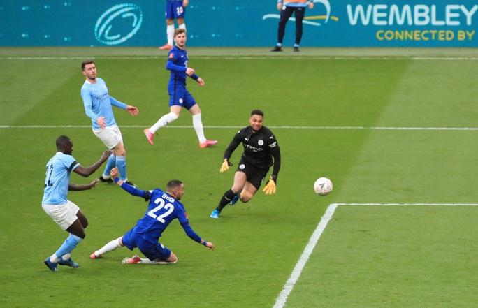 Man City tan giấc mộng ăn 4, Chelsea đoạt vé chung kết FA Cup - Ảnh 5.
