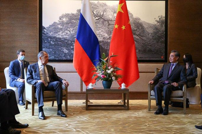 Trung Quốc muốn phá liên minh của Mỹ - Ảnh 1.