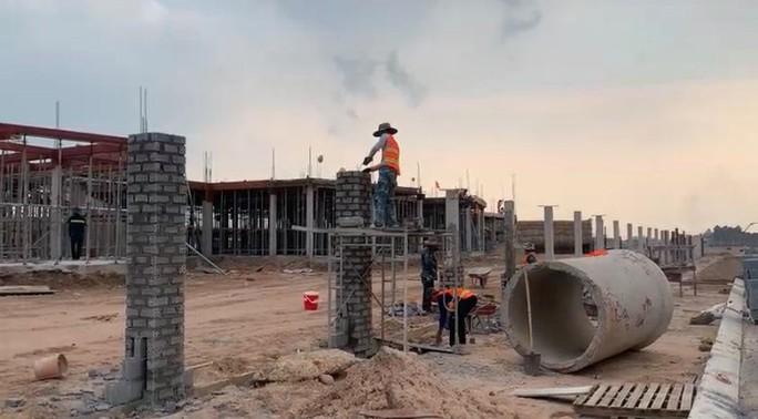 Tháng 1-2022, khởi công nhà ga hành khách sân bay Long Thành - Ảnh 2.
