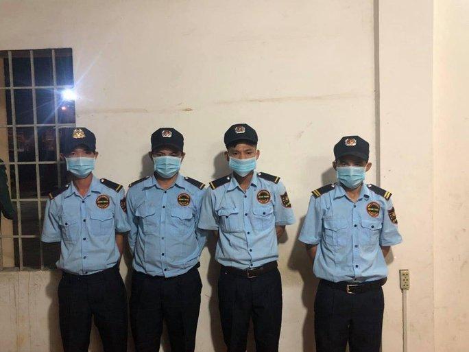 """4 nhân viên trong ca trực """"phê"""" ma túy ở Đồng Nai - Ảnh 3."""