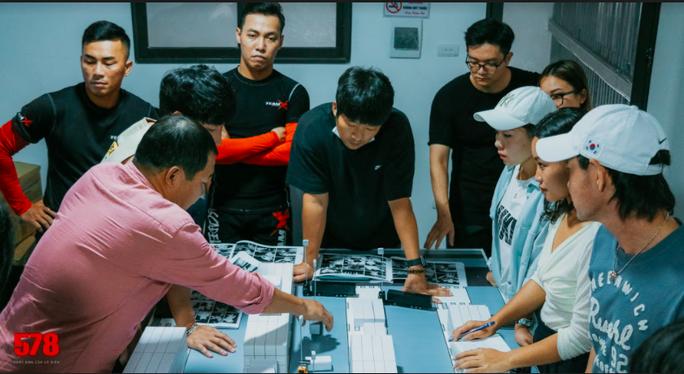 Phim bom tấn có Hhen Niê tham gia tung cảnh hành động choáng ngợp - Ảnh 3.