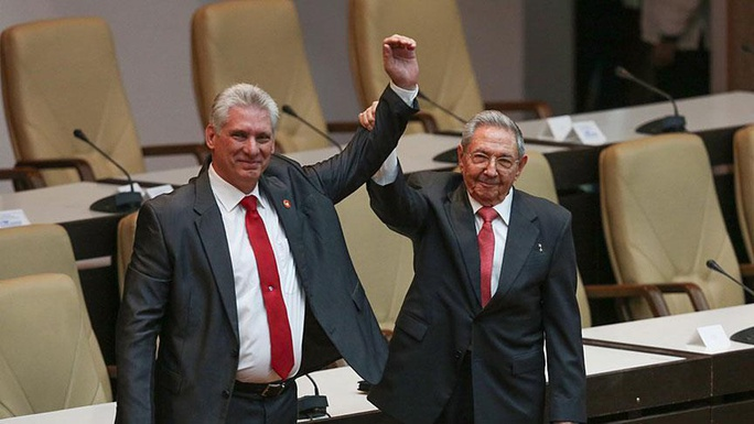Cuba bầu người kế nhiệm ông Raul Castro - Ảnh 1.