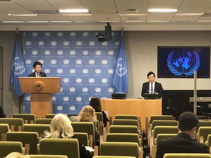 Việt Nam làm Chủ tịch Hội đồng Bảo an Liên Hiệp Quốc: Ba ưu tiên và chương trình làm việc bận rộn - Ảnh 1.
