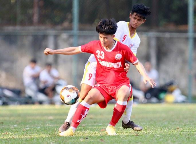 Hoàng Anh Gia Lai thua ngược PVF, nguy cơ sớm bị loại khỏi VCK U19 quốc gia 2021 - Ảnh 3.