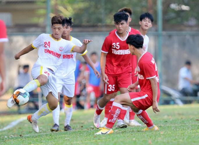 Hoàng Anh Gia Lai thua ngược PVF, nguy cơ sớm bị loại khỏi VCK U19 quốc gia 2021 - Ảnh 1.