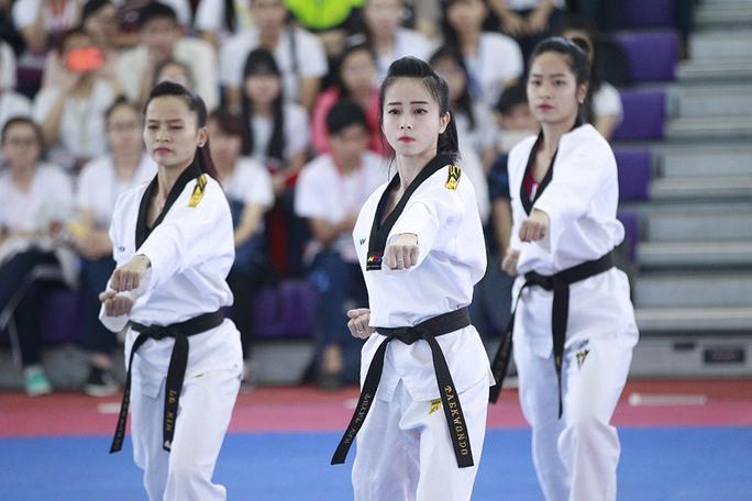 Giải Vô địch Taekwondo toàn quốc sắp diễn ra ở Quảng Nam - Ảnh 1.