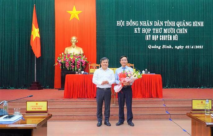 Bí thư huyện được bầu làm Phó Chủ tịch HĐND tỉnh Quảng Bình - Ảnh 1.