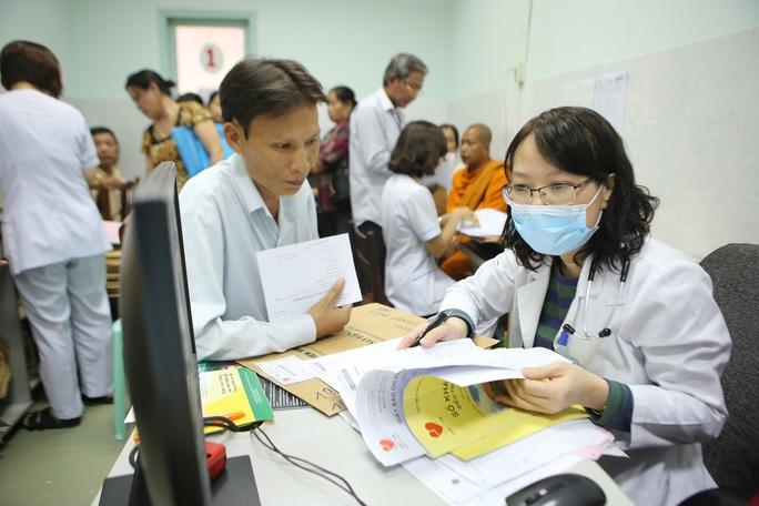 Những quy định về số lần, chi phí thanh toán khám chữa bệnh bảo hiểm y tế trong tháng - Ảnh 2.