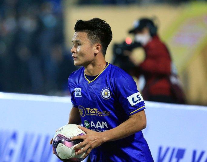 Hà Nội FC thất bại ở Đà Nẵng, rơi khỏi top 4 V-League 2021 - Ảnh 3.