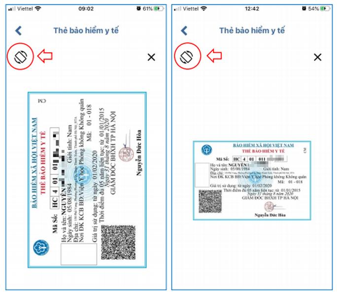 Hướng dẫn tra cứu bảo hiểm xã hội trên ứng dụng VssID - Ảnh 4.