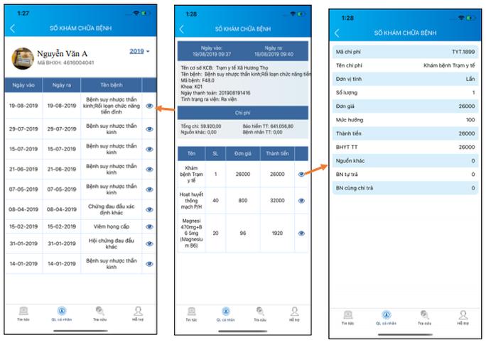 Hướng dẫn tra cứu bảo hiểm xã hội trên ứng dụng VssID - Ảnh 6.