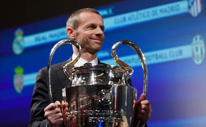 Champions League so găng European Super League - Ảnh 1.