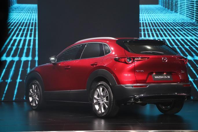 THACO ra mắt xe Mazda CX-30 thế hệ mới đẳng cấp, giá 839 triệu đồng - Ảnh 3.