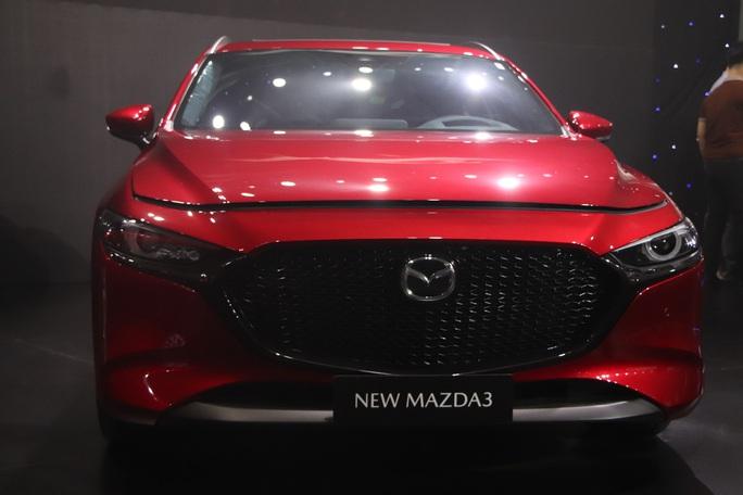 THACO ra mắt xe Mazda CX-30 thế hệ mới đẳng cấp, giá 839 triệu đồng - Ảnh 5.