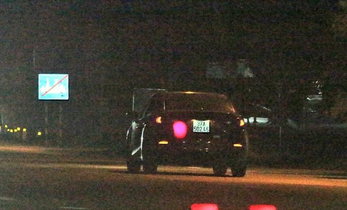 Vi phạm tốc độ, lái ôtô tông chiến sĩ CSGT trọng thương rồi phóng xe bỏ trốn - Ảnh 1.