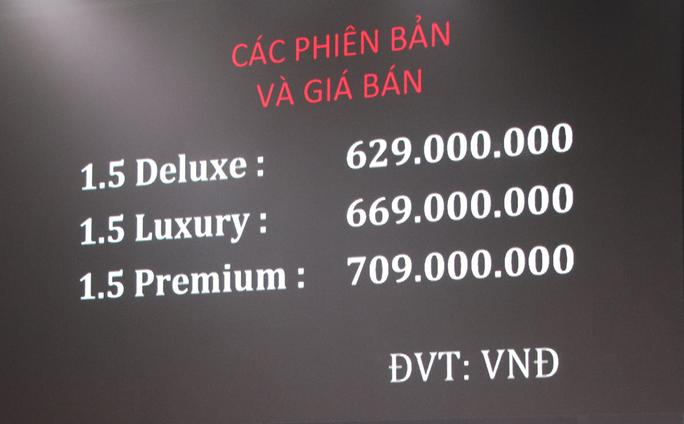 THACO ra mắt xe Mazda CX-30 thế hệ mới đẳng cấp, giá 839 triệu đồng - Ảnh 6.