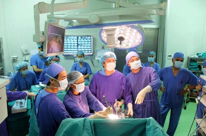 Lần đầu tiên Việt Nam có bệnh viện được công nhận là Trung tâm đào tạo theo tiêu chuẩn toàn cầu - Ảnh 1.
