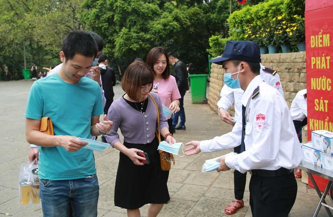 Khoảng 20 ngàn người hành hương về Đền Hùng trong ngày Giỗ Tổ - Ảnh 21.