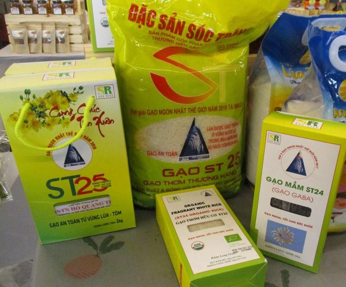Gạo ST25 bị đăng ký thương hiệu ở Mỹ bởi 4 doanh nghiệp ngoại - Ảnh 2.
