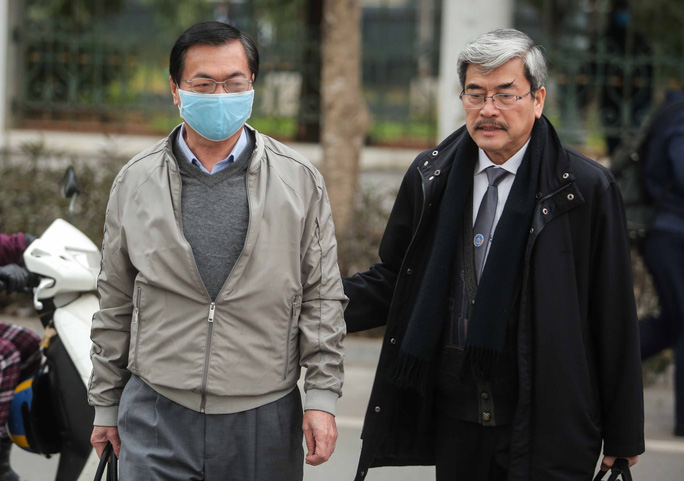 Xét xử nguyên bộ trưởng Vũ Huy Hoàng: Triệu tập nguyên thứ trưởng Nguyễn Nam Hải - Ảnh 1.