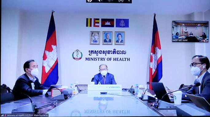 Việt Nam đề xuất đưa bác sĩ, hỗ trợ Campuchia 800 máy thở giúp chống dịch Covid-19 - Ảnh 2.