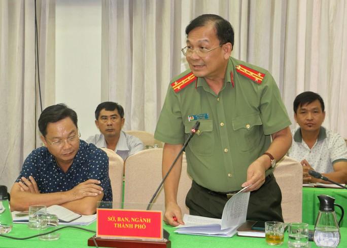 Lãnh đạo Công an TP Cần Thơ nói về loạt bài điều tra đường dây buôn bán búp bê Kumanthong - Ảnh 1.