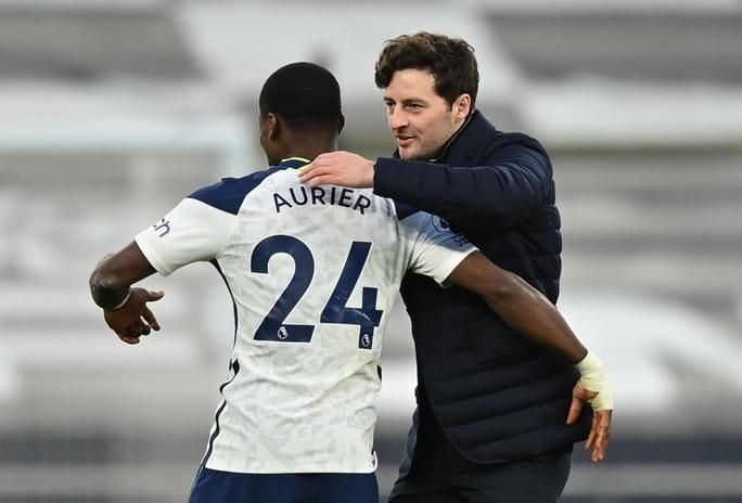 Ngược dòng đẳng cấp, Tottenham bay vào Top 6 Ngoại hạng Anh - Ảnh 1.