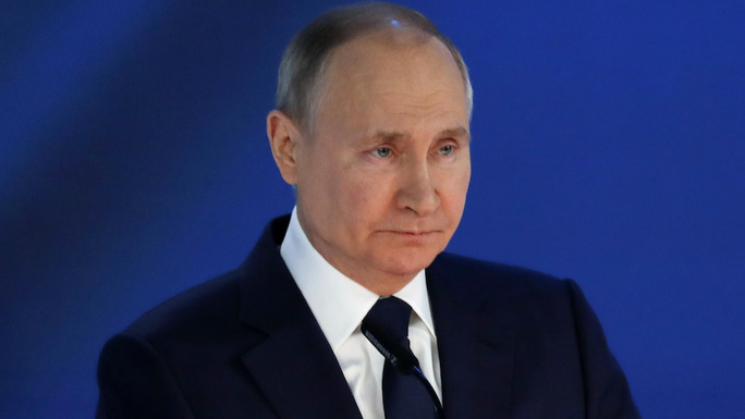 Tổng thống Putin cảnh báo cứng rắn với phương Tây - Ảnh 1.