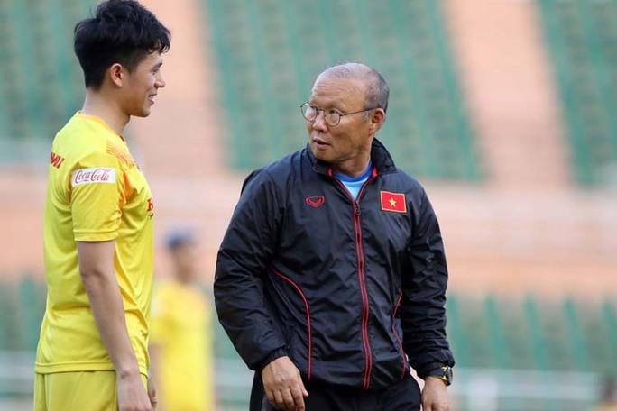 Trung vệ Đình Trọng kỳ vọng tìm lại chỗ đứng ở tuyển Quốc gia - Ảnh 1.