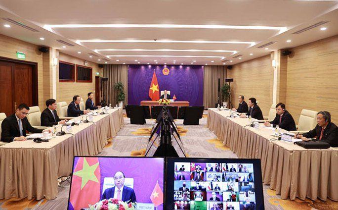 Việt Nam quyết liệt ứng phó biến đổi khí hậu - Ảnh 1.