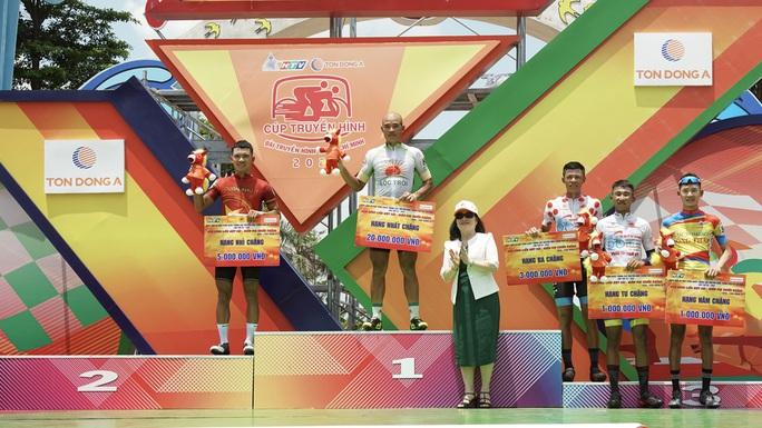 Trịnh Đức Tâm qua mặt Lê Nguyệt Minh trong cuộc đua Áo xanh - Ảnh 5.