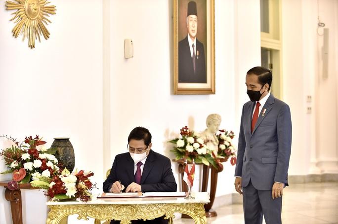 Việt Nam - Indonesia bàn việc đàm phán vùng đặc quyền kinh tế ở Biển Đông - Ảnh 7.