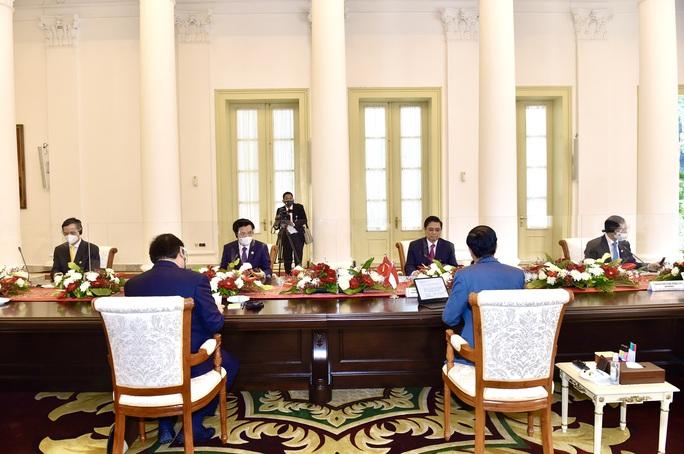 Việt Nam - Indonesia bàn việc đàm phán vùng đặc quyền kinh tế ở Biển Đông - Ảnh 5.