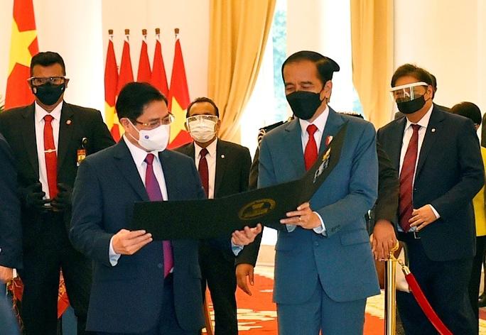 Việt Nam - Indonesia bàn việc đàm phán vùng đặc quyền kinh tế ở Biển Đông - Ảnh 6.