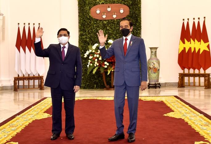 Việt Nam - Indonesia bàn việc đàm phán vùng đặc quyền kinh tế ở Biển Đông - Ảnh 4.