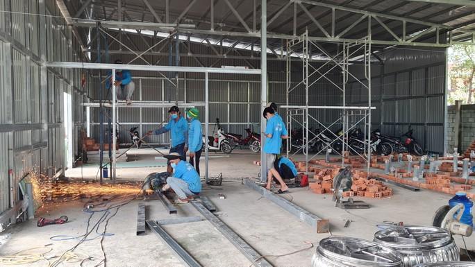 Bác sĩ Bệnh viện Chợ Rẫy nói về xây bệnh viện dã chiến ở Hà Tiên - Ảnh 5.